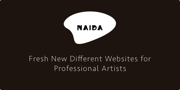 Naida | Showcase Portfolio WordPress Theme - 3